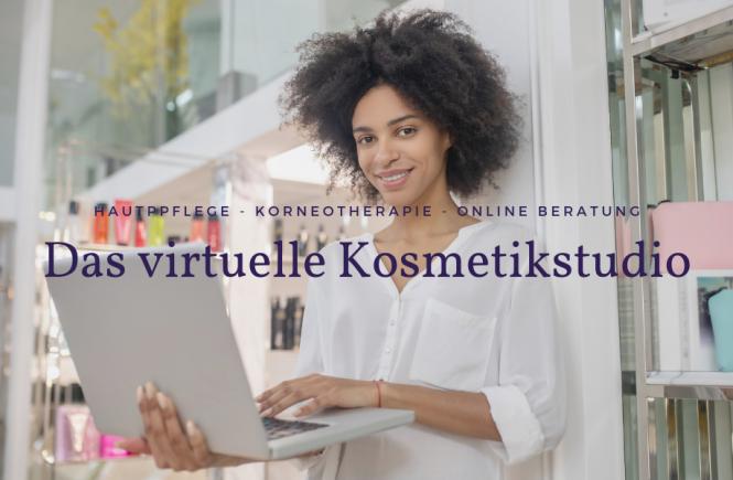 virtuelles kosmetikstudio