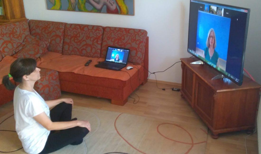 Qigong im Livestream