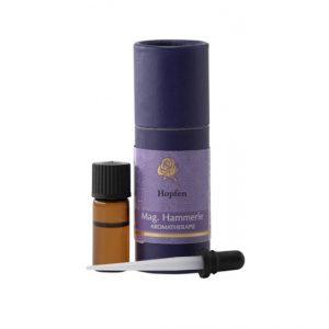 Hopfen-Oel in der Aromatherapie