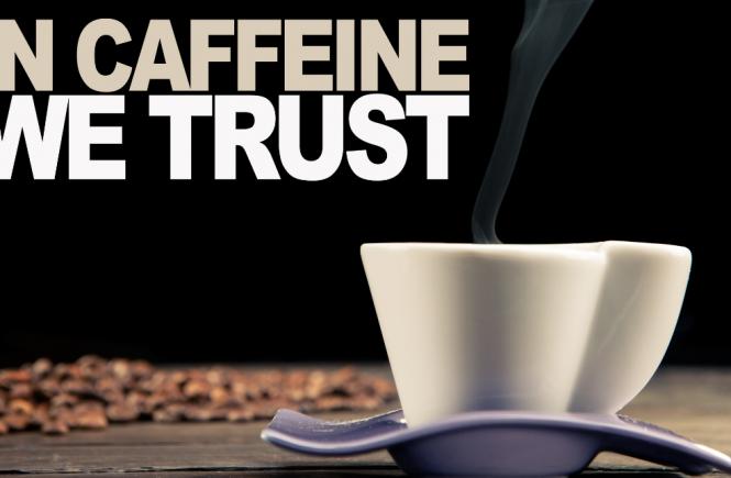Koffein in der Hautpflege