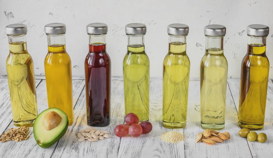 Pflanzenöle als Energielieferanten für die Haut